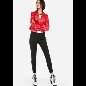Express Mid Rise Extreme Ankle Leggings